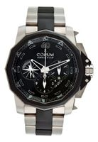 Corum 75393506/V791AN Admirals Cup Chronograph 48 Black Dial