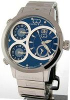 Curtis & Co. 2013 Big Time World Stainless Steel Blue Dial Swiss Made Numbered Limited Edition