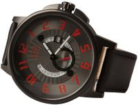 Curtis & Co. Big Time Cool Black Series Red Numbers Swiss Made