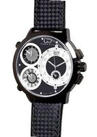 Curtis & Co. Big Time World 57mm Black Series Black Dial Swiss Made Numbered Limited Edition