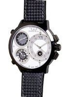 Curtis & Co. Big Time World 57mm Black Series White Dial Swiss Made Numbered Limited Edition