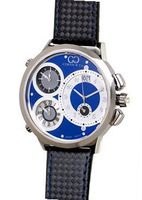 Curtis & Co. Big Time World 57mm Blue Dial Swiss Made Numbered Limited Edition