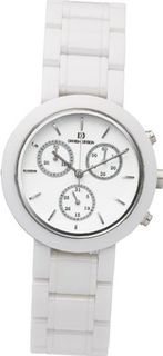 Danish Design Ladies Chronograph Ceramic 3324349
