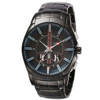 D.Factory Black-Label Chronograph Black Ion-plated Steel DFA017IBB
