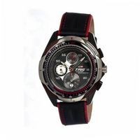 D.Factory Black-Label Chronograph Silver-tone Steel DFW025WBW