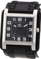 dk Quartz DK Set DKGA-90682-SET with Rubber Strap