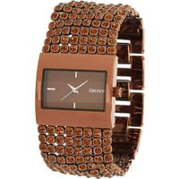 DKNY 3-Hand Analog with Glitz #NY8396