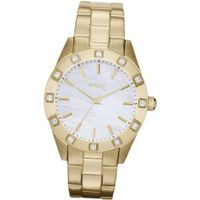 DKNY 3-Hand Analog with Glitz #NY8661