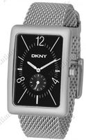 DKNY  Rectangular Sub-seconds