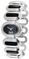 D&G Dolce and Gabbana Cortina Silver-tone Steel Ladies DW0620