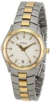 EBEL 1216028 Sport Analog Display Swiss Quartz Two Tone Dress