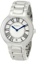 "EBEL 1216070 ""Beluga"" Analog Display Swiss Quartz Silver Dress"