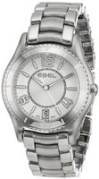 EBEL 1216107 X-1 Analog Display Swiss Quartz Silver