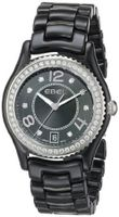EBEL 1216156 X-1 Analog Display Swiss Quartz Black