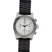 Electric Visual DW01 Nato Luxury - White / One Size