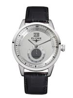 Elysee 41mm Mestor Swiss Quartz Dress with Big Date and Sapphire Crystal 17002