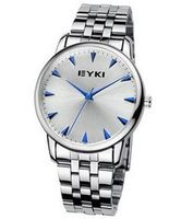 uEyki by Ufingo Ufingo-Business Casual Retro Stainless Steel Band Quartz For /Ladies/Girls-Blue