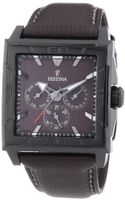Festina - Leather Band - Square Case - F16569/6