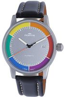 Fortis 595.10.32 WI Edition Winner Automatic Silver Dial