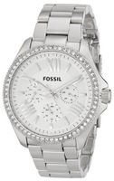Fossil AM4481 Cecile Analog Display Analog Quartz Silver