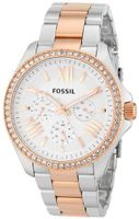 Fossil AM4496 Cecile Analog Display Analog Quartz Gold