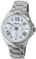 Fossil AM4509 Cecile Analog Display Analog Quartz Silver