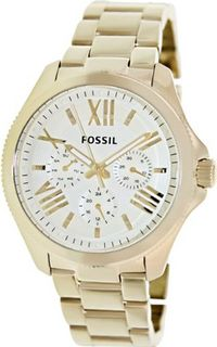 Fossil AM4510 Cecile Analog Display Analog Quartz Gold