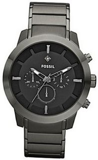 Fossil FS4680 Dress Stainless Steel - Gunmetal