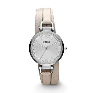 Fossil Georgia Three Hand Leather - Bone Es3159