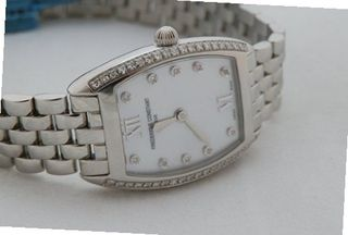 Frédérique Constant Art Deco Ladies ref: FC-200MPWD1TD26B, NEW! MSRP $2,050