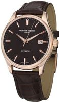 Frederique Constant Clear Vision Automatic Brown Dial Rose Gold-Tone 303C5B4