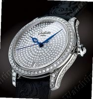 Glashütte Original Lady Edition Lady Serenade Pavée