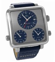 Glycine Airman 7 Plaza Mayor Automatic World Time Luxury 3861-181