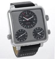 Glycine Airman 7 Plaza Mayor Automatic World Time Luxury 3861-191