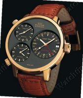 Glycine Airman Airman 7 Gold