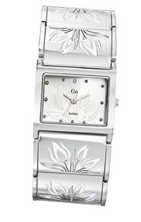 GO Girl Only Quartz 694727 with Metal Strap
