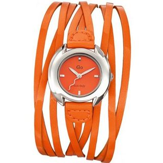 GO Girl Only Quartz 696669 with Leather Strap
