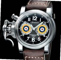 Graham Chronofighter Chronofighter Overlord