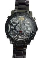 86% OFF * GRAND MASTER DIAMOND WATCH GM5-6B * W12285