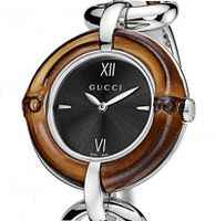 Gucci Bamboo Collection black dial