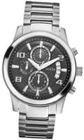 Guess Black Dial Stainless Steel U0075G1