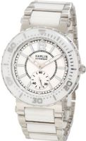 Hamlin HACL0400:002 Ceramique Oversized Subsecond Ceramic and Stainless Steel