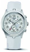 Hanowa 16-4004.04.001.01 Wimbledon Chronograph Leather White
