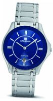 Hanowa 16-5015.6.04.003 Ascot Blue Dial Two-Tone Steel