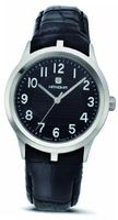 Hanowa 16-6000.04.007 Timeless Black Genuine Leather