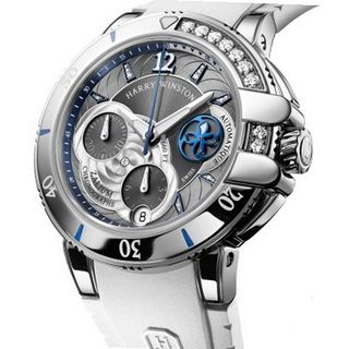 Harry Winston Ocean Collection Ocean Sport Ladies Chrono