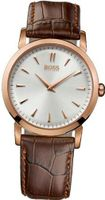 Brown Hugo Boss Leather Strap 1502301