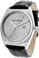 Hurlingham Barclay H-70349-C with Black Leather Band