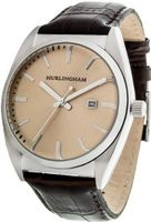 Hurlingham Barclay H-70349-E with Brown Leather Band