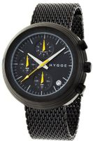 HYGGE - 2312 Series - Leather - Black/Black